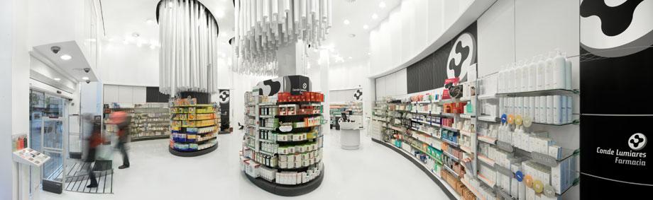 Préférence Atlantic Agencement magasin mobilier sur mesure boutique  LE98