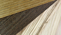 Woods, Wood based, Recycled, Natural, Composites, Coated, Innovative.
